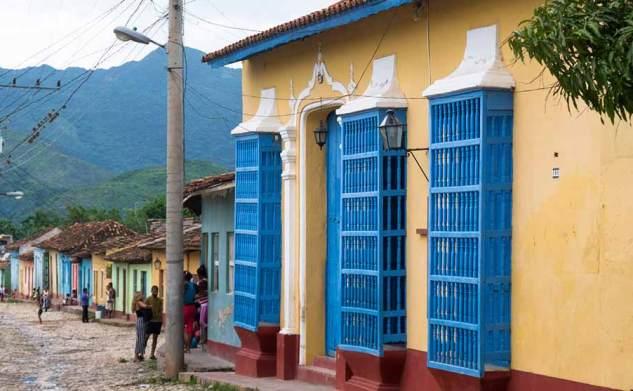 Cuba #5 Trinidad