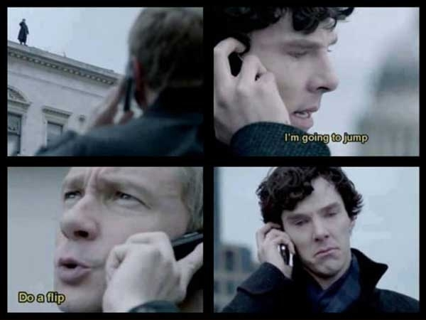 Sherlock Meme Poison World