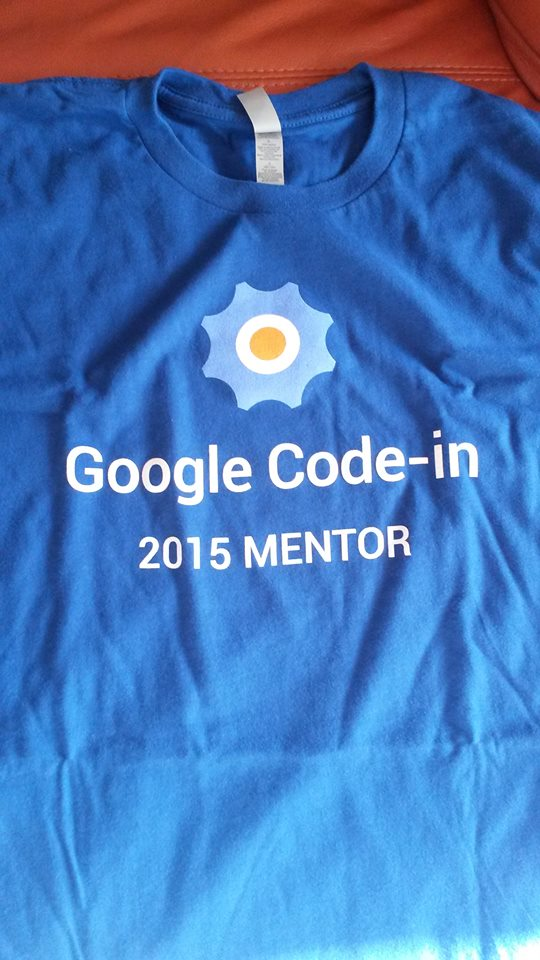 Google Code In 2015
