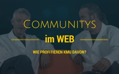 Wie können KMU von Online-Communitys profitieren?