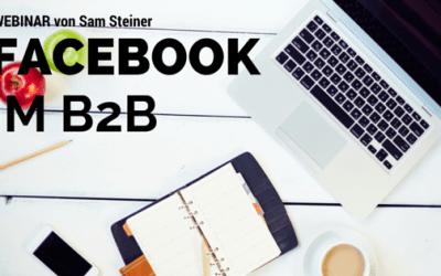 Facebook im B2B
