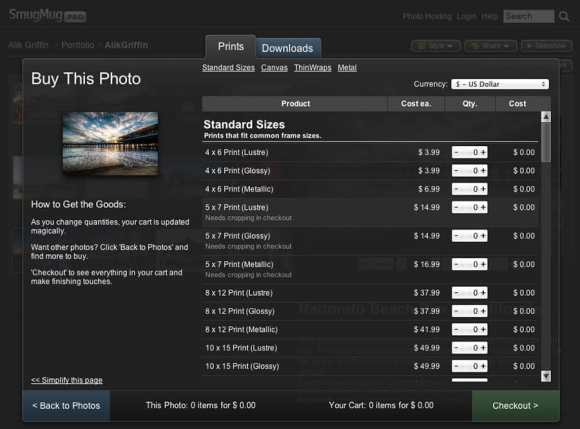 3 Must Know Tips for Photographers using Smugmug Pro | Alik Griffin