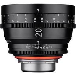 Rokinon Xeen 20mm T1.9 Lens with Sony E-Mount