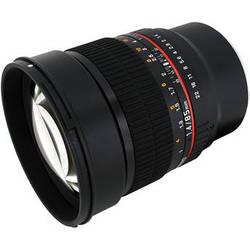 Samyang 85mm f1.4 Aspherical IF Lens for Sony E-Mount