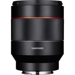 Samyang AF 50mm f1.4 FE Lens for Sony E Mount