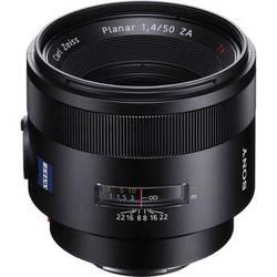 Sony Planar T* 50mm f1.4 ZA SSM Lens