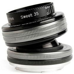 Lensbaby Composer Pro II with Sweet 35 Fujifilm X-Mount