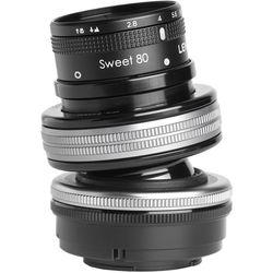 Lensbaby Composer Pro II with Sweet 80 Fujifilm X-Mount