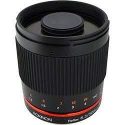 Rokinon Reflex 300mm f6.3