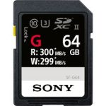 Sony G UHS-II - Fastest Memory Card For The Canon 6D II