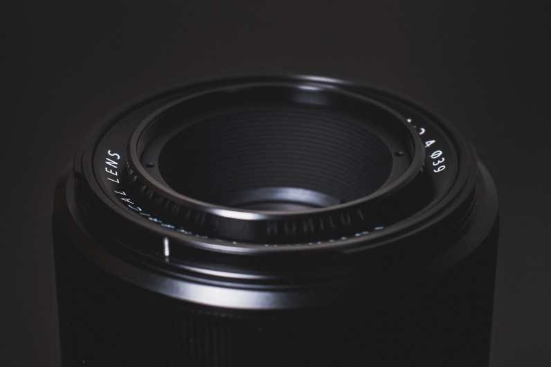 Fujinon 60mm f2.4 Filter Ring