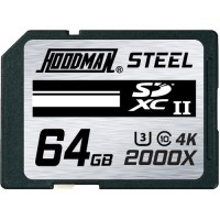 Hoodman Steel 2000x UHS-II SD Memory Card Review