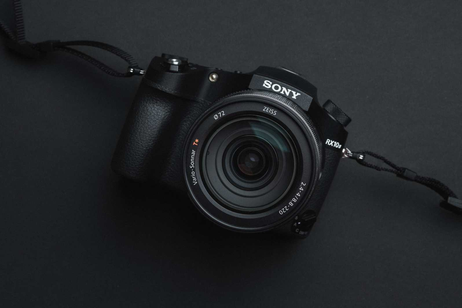 Best Memory Card Sony RX10 IV