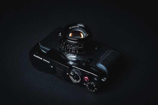 7Artisans 35mm f1.2 On The Fujifilm X-Pro 2