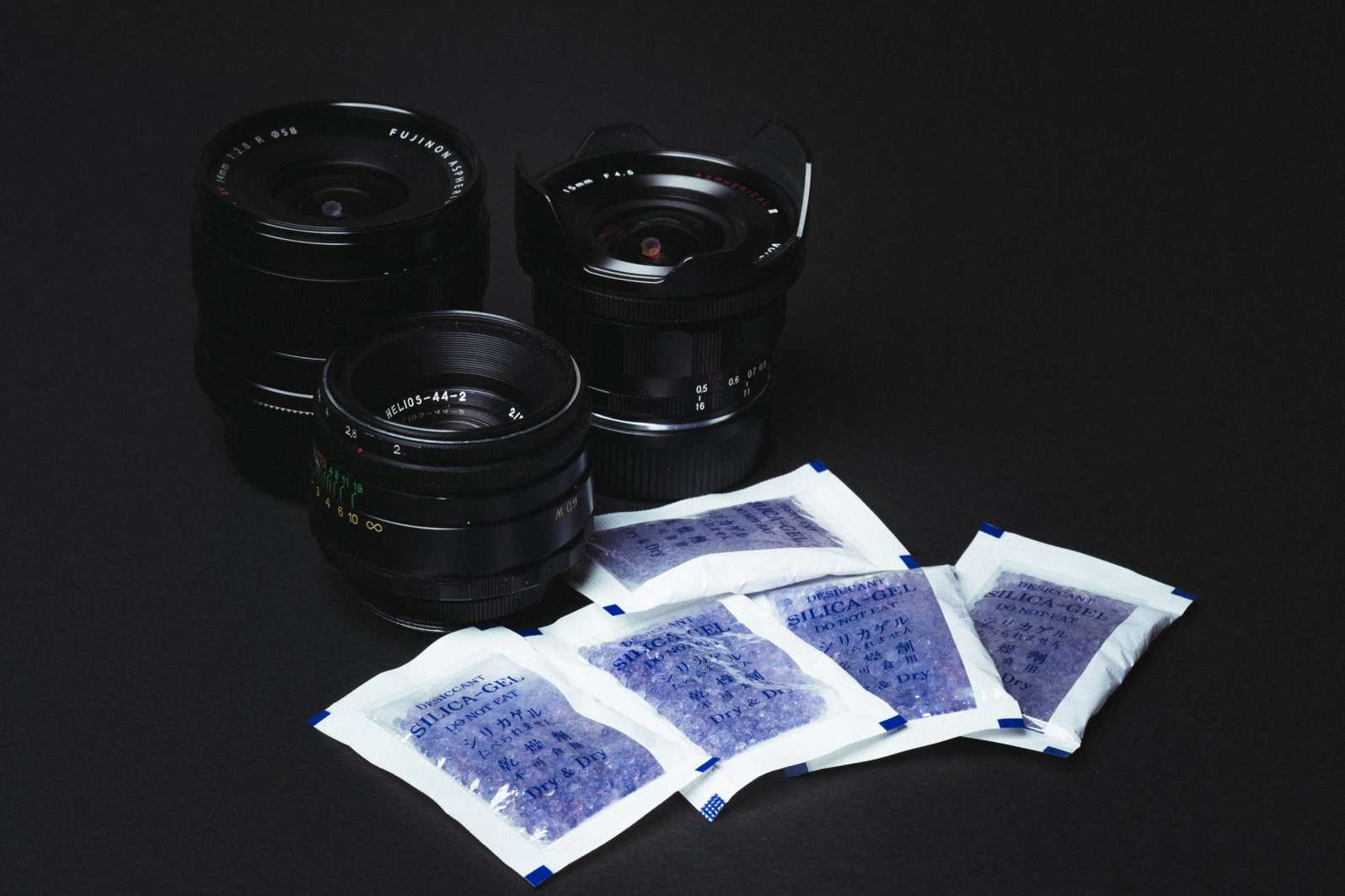 How to protect your lenses from fungus