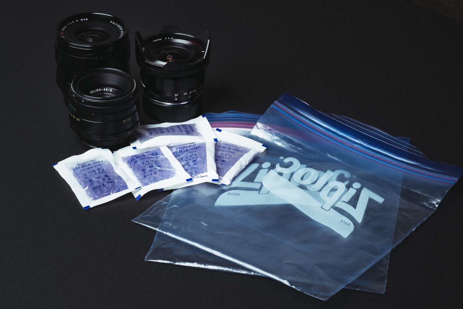 How to protect your lenses from moisture