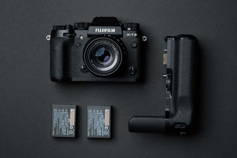Best Accessories Fujifilm X-T2