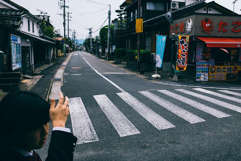 A walk around the streets of Fukuoka Japan