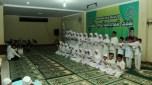 Penampilan siswa TPA Masjid Al Ikhlas