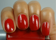Red Red- 2 Coats