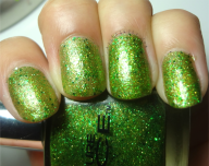 Emerald Crush- 2 coats