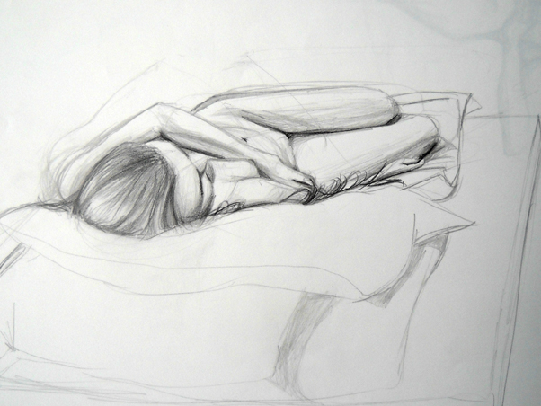 Life Drawing 03