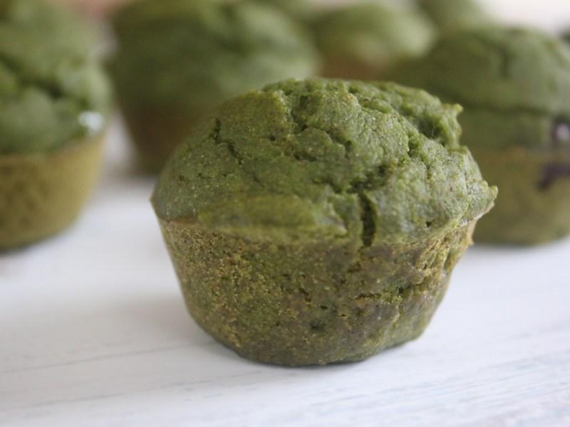 Popeye Muffins Yum