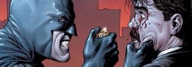 כי לבאטמן נמאס מאנשים שמשנוררים סיגריות ושואלים אם יש לו אש.