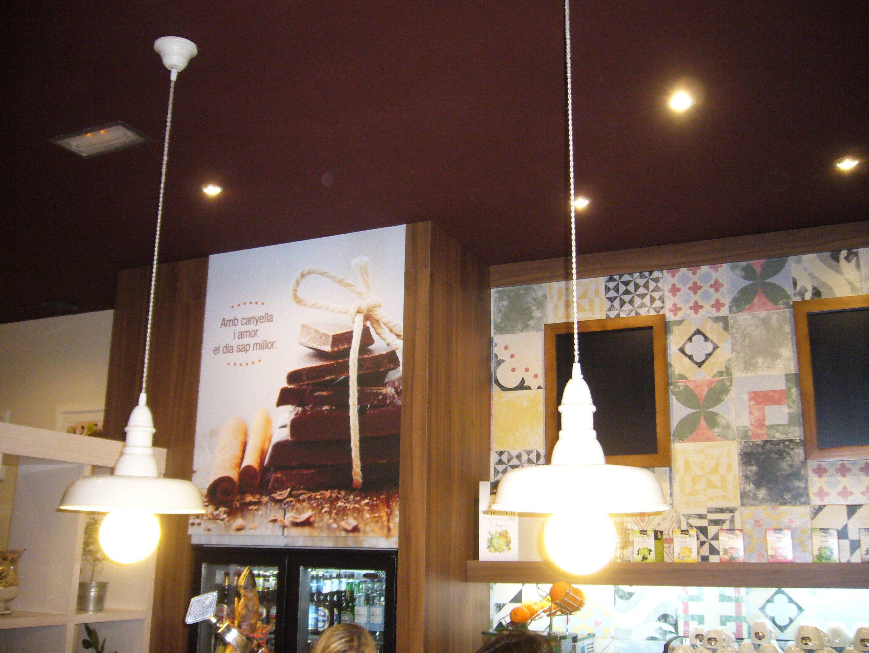 heladeria cafeteria decoracion