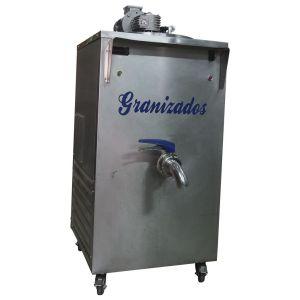 granizadora 100 litros