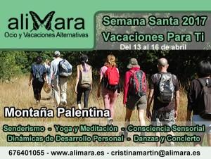 """Vacaciones Alternativas Semana Santa """"Vacaciones Para Ti"""" - Del 13 al 16 de Abril de 2017 @ Centro Jardín Mandala"""