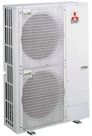 Термопомпа втора употреба Mitsubishi Electric Mr.Slim (Power Inverter) PUHZ-RP125YKA (14 kW)-0