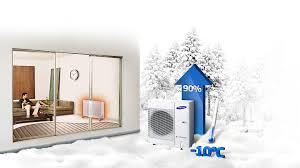 Моноблок Samsung за отопление и охлаждане AE160JXYDEH (16kW)-0