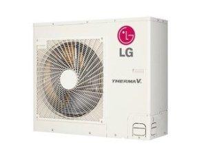 Моноблок само отопление LG Therma V HM031M (3 кВт, 1 ф)-0
