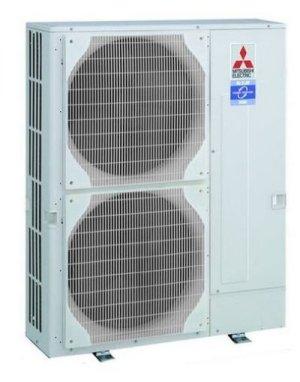 Термопомпа втора употреба Mitsubishi Electric Mr.Slim (Power Inverter) PUHZ-ZRP140VKA (16 kW)-0