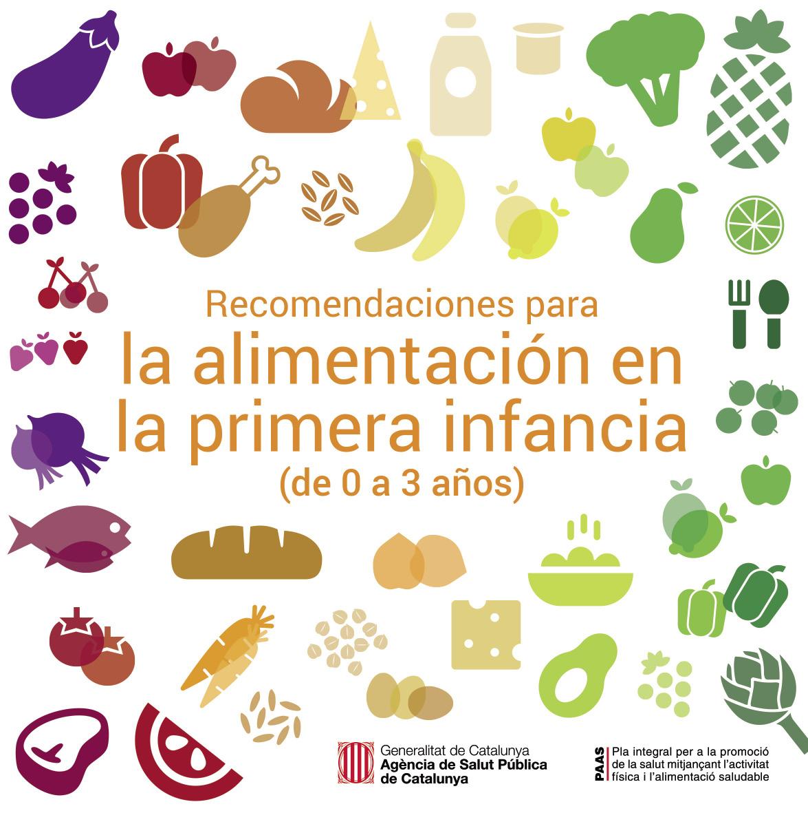 dietas saludables para niños pdf