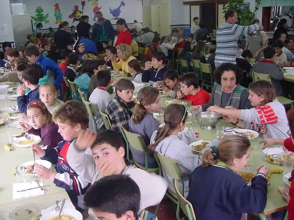 No desperdiciemos el potencial educativo de los comedores escolares ...