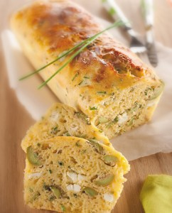 cake olive alimentation santé Natalia Naves coaching Nantes : cuisson basse température