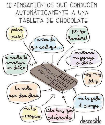 Chocolate-estres