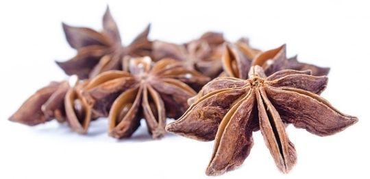 hierbas aromáticas y especias para dulces