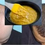 Esta mascarilla casera es extremadamente eficaz para el crecimiento del cabello!