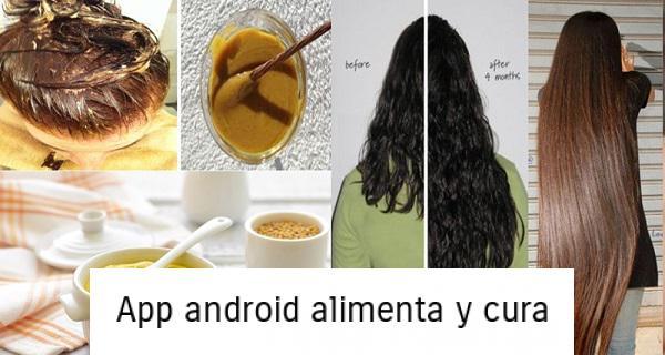 Fácil receta casera para que tu cabello crece como