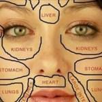 Mapa chino de la cara revela qué parte de tu cuerpo está enferma y cómo luchar contra ella