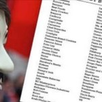 """Para imprimir, lista de los productores de """"Alimentos"""" propiedad de Monsanto"""