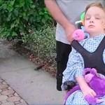 Saludable niña de 9 años de edad de Florida quedo paralizada por vacuna contra la gripe