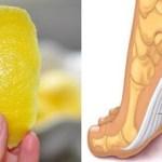 1 cáscara de limón truco para deshacerse de la inflamación y el dolor crónico