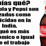 Puedes utilizar realmente Coca Cola y Pepsi como un plaguicida, así que ¿por qué todavía estamos bebiendo esto?!