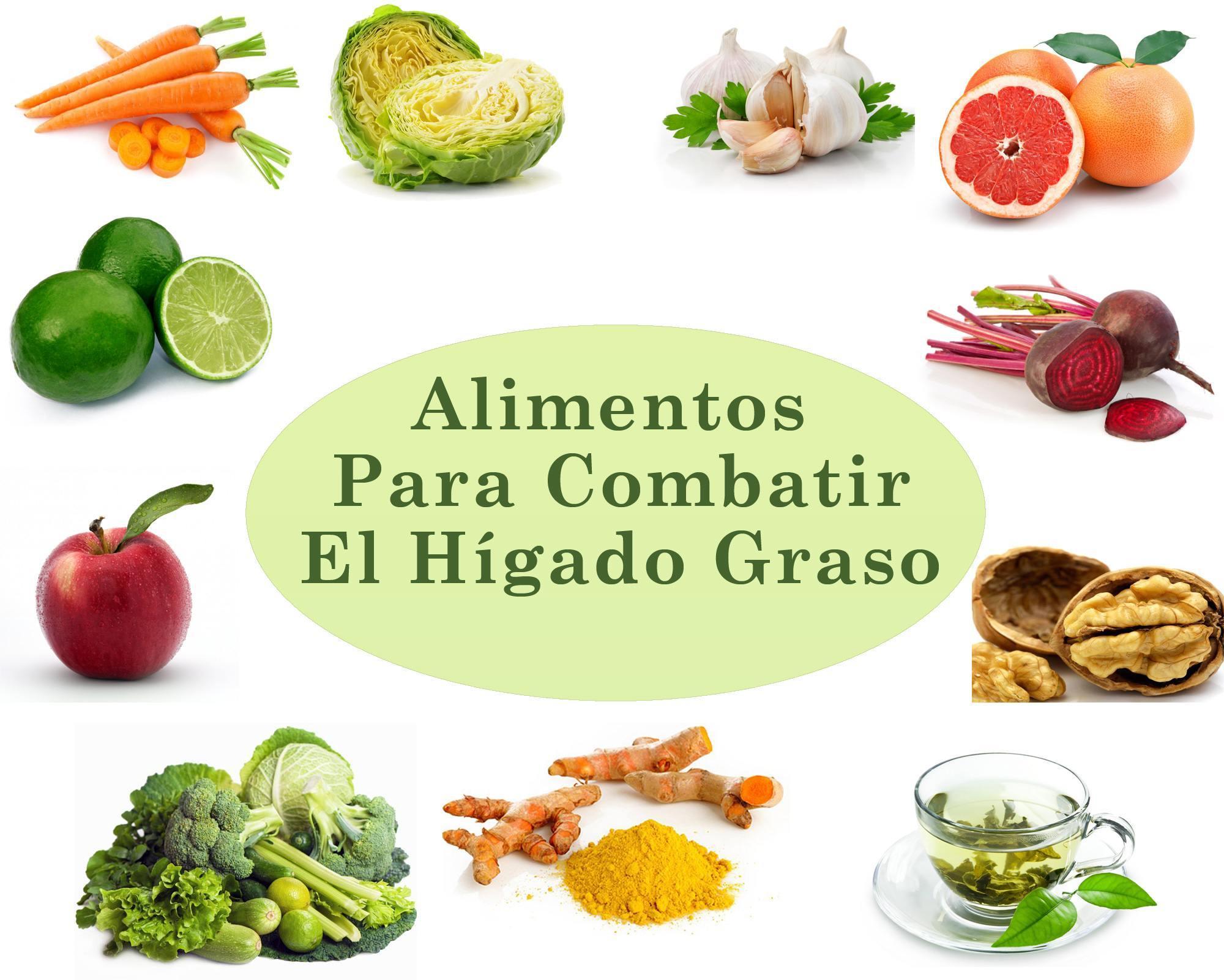 Las mejores frutas para tratar y curar el h gado graso alimenta y cura - Alimentos que curan el higado ...