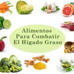 Las mejores frutas para tratar y curar el HÍGADO GRASO