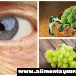 5 Alimentos ricos en luteína para proteger la salud de tus ojos